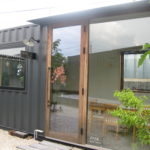 打ち合わせで格安スペース借りました。豊田市コンテナレンタルスペース「マトリーファーレ」